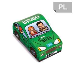 Gra dla małych dzieci Albi Gry do auta Bingo