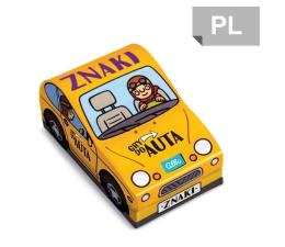 Gra dla małych dzieci Albi Gry do auta Znaki