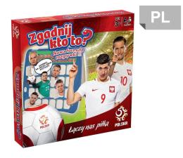 Gra dla małych dzieci Winning Moves Zgadnij kto to Reprezentacja Polski PZPN