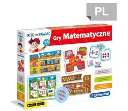 Gra dla małych dzieci Clementoni Gry Matematyczne