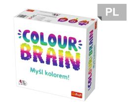 Gra słowna / liczbowa Trefl Colour Brain, Myśl kolorem!