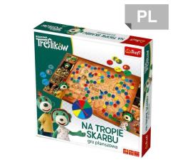 Gra dla małych dzieci Trefl GRA - Na tropie skarbu