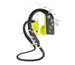Słuchawki bezprzewodowe JBL Endurance DIVE Czarno-zielone