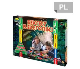 Zabawka edukacyjna Dromader Sekrety elektroniki - ponad 1200 eksperymentów