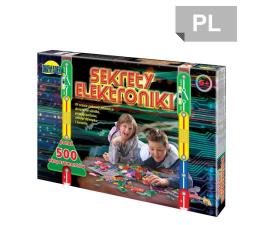 Zabawka edukacyjna Dromader Sekrety elektroniki - Ponad 500 eksperymentów