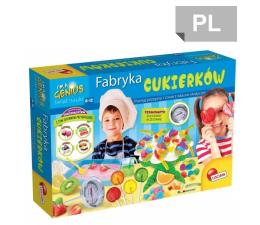 Zabawka edukacyjna Lisciani Giochi Mały Geniusz  Laboratorium Cukierków