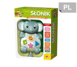 Zabawka interaktywna Lisciani Giochi Carotina Baby Słonik