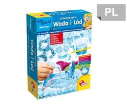 Zabawka edukacyjna Lisciani Giochi Mały geniusz Chemik Doświadczenia z wodą i lodem