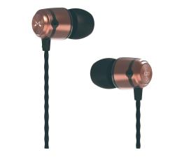 Słuchawki przewodowe SoundMagic E50 złote
