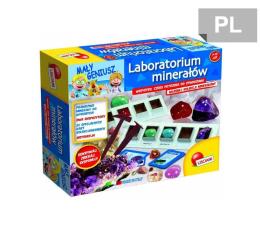 Zabawka edukacyjna Lisciani Giochi Mały Geniusz Laboratorium Minerałów