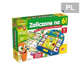 Zabawka edukacyjna Lisciani Giochi Zaliczone Na 6! Moja Pierwsza Nauka Angielskiego