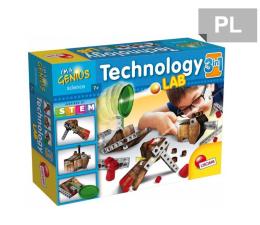 Zabawka edukacyjna Lisciani Giochi Mały Geniusz Tech Mech Lab historyczne maszyny