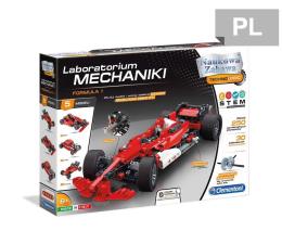 Zabawka edukacyjna Clementoni Laboratorium Mechaniki Formuła 1