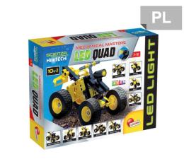 Zabawka edukacyjna Lisciani Giochi Hi-Tech Quad Led