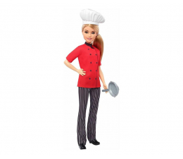 Lalka i akcesoria Barbie Kariera Szef Kuchni