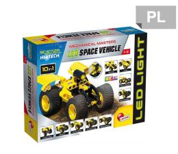 Zabawka edukacyjna Lisciani Giochi HI-TECH Pojazd kosmiczny LED