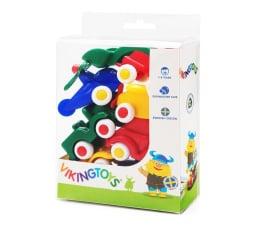 Zabawka dla małych dzieci Viking Toys Auta Mini Chubbies 7 Szt. Box