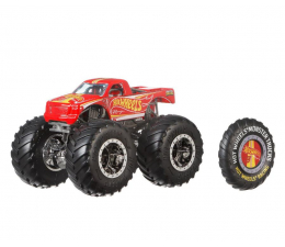 Pojazd / tor i garaż Hot Wheels Monster Trucks Pojazd 1:64 mix