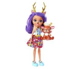 Lalka i akcesoria Mattel Enchantimals Lalka ze zwierzątkiem Danessa Deer