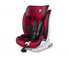 Fotelik 9-36 kg Caretero Volante Fix Limited Burgundy