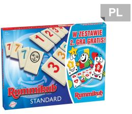 Gra planszowa / logiczna TM Toys Rummikub 2w1 + Junior