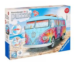 Puzzle do 500 elementów Ravensburger Puzzle 3D 162el VW Bus T1 Indian Summer