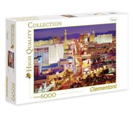 Puzzle powyżej 1500 elementów Clementoni Puzzle HQ  Las Vegas