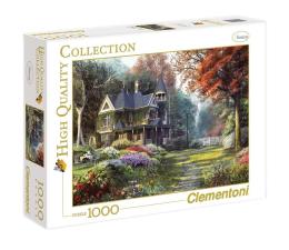 Puzzle 500 - 1000 elementów Clementoni Puzzle HQ  Victorian garden