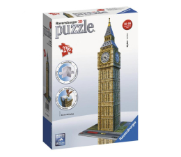 Puzzle do 500 elementów Ravensburger 3D Big Ben