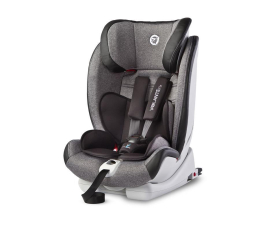 Fotelik 9-36 kg Caretero Volante Fix Limited Grey