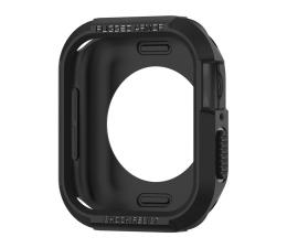 Etui / obudowa na smartwatcha Spigen Rugged Armor do Apple Watch czarny