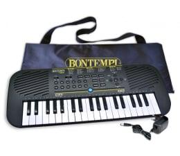 Zabawka muzyczna Bontempi Organy Elektroniczne 37 Z Pokrowcem Z Zasilaczem