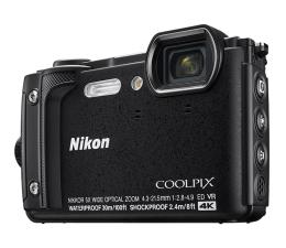 Aparat kompaktowy Nikon Coolpix W300 czarny