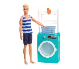 Lalka i akcesoria Barbie Zestaw Ken w pralni