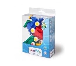 Zabawka dla małych dzieci Viking Toys Pociąg z Wagonami