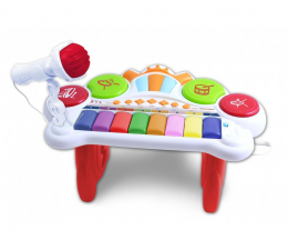 Zabawka muzyczna Bontempi Ograny Elektroniczne Kolorowe