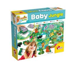 Puzzle dla dzieci Lisciani Giochi Carotina Baby Baby Dżungla
