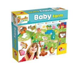 Puzzle dla dzieci Lisciani Giochi Carotina Baby Baby Farma