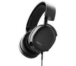 Słuchawki przewodowe SteelSeries Arctis 3 Czarne