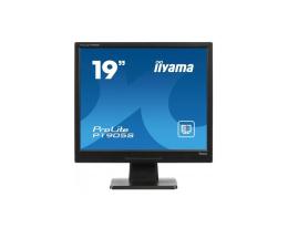 """Monitor LED 21"""" i mniejszy iiyama P1905S czarny"""