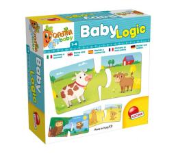 Puzzle dla dzieci Lisciani Giochi Carotina Baby Logic Mamy I Ich Dzieci