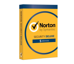 Program antywirusowy Symantec Norton Security Deluxe 5st. (12m.)