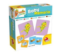Gra dla małych dzieci Lisciani Giochi Carotina Baby Memoria Zwierzęta