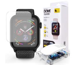 Folia ochronna na smartwatcha Whitestone Szkło Hartowane Dome Glass do Apple Watch 4 44 mm