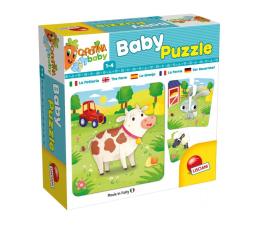 Puzzle dla dzieci Lisciani Giochi Carotina Baby Puzzle Farma