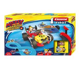 Pojazd / tor i garaż Carrera Disney Mickey Roadster Racers