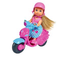Lalka i akcesoria Simba Evi na skuterze