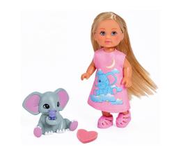 Lalka i akcesoria Simba Evi i jej magiczny słoń