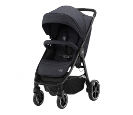 Wózek spacerowy Britax-Romer B-Agile M Black Shadow