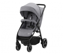 Wózek spacerowy Britax-Romer B-Agile M Elephant Grey